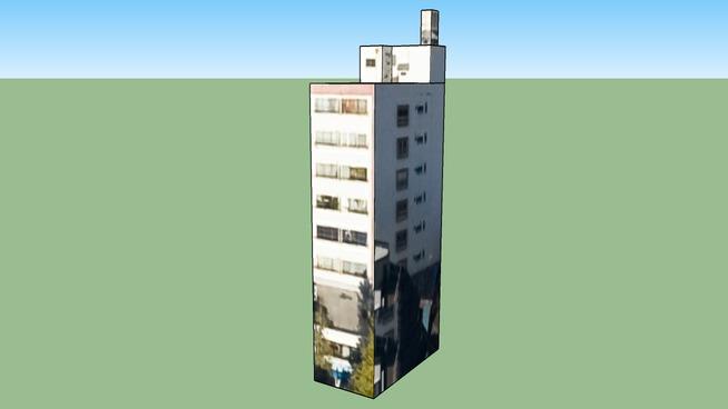 日本, 東京都杉並区にある建物