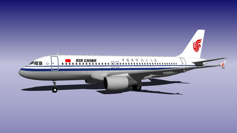 Air China A320-200