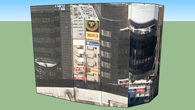 日本, 埼玉県さいたま市大宮区にある建物