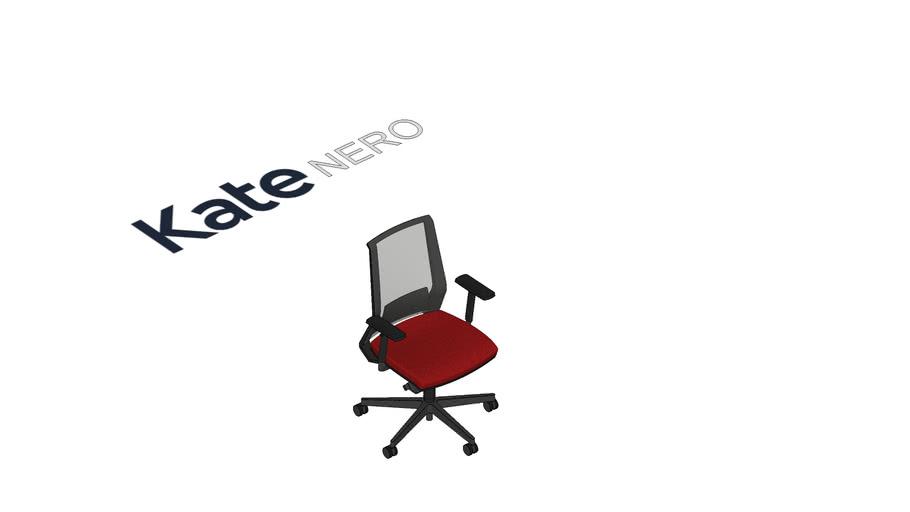 KATE Nero darba krēsli