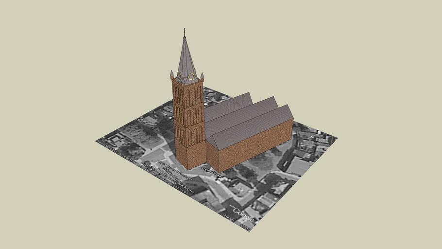 Toren van De Grote Kerk van Steenwijk