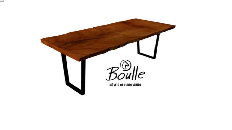 Mesa de jantar Boulle