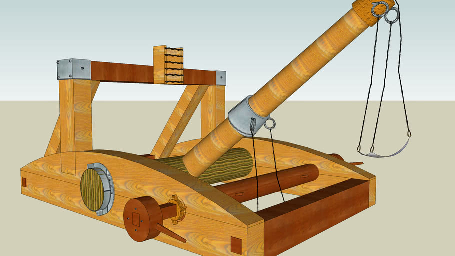OpenChallenge#18 : Weapon - Onager