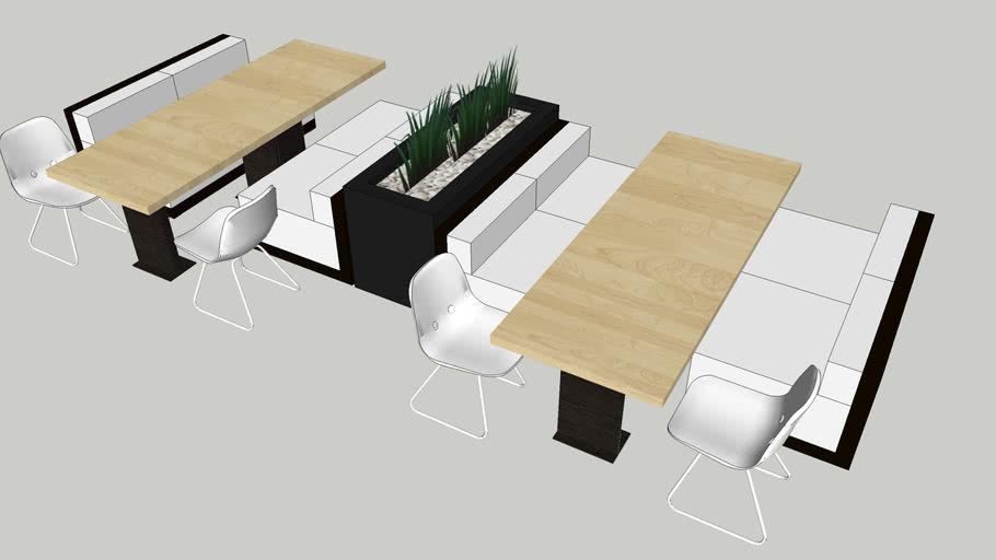 Diner layout