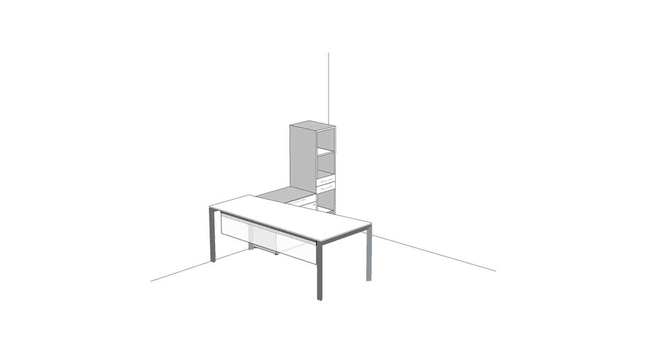Watson Miro Private Office 9.5' x 10.5' #PRVMI014