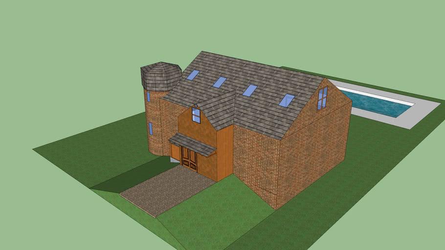 Bam Margera House/Crib (Castle Bam)