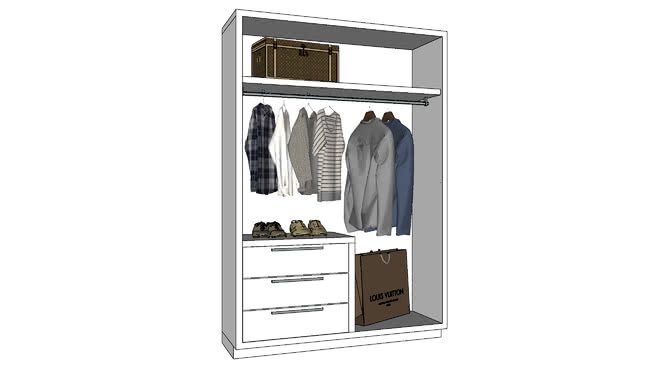 closet small br