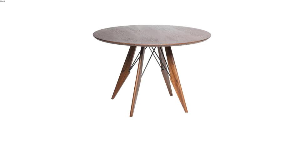 Mesa jantar Rust