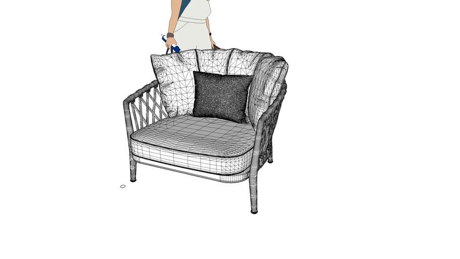 B&B_armchair-erica_E90P