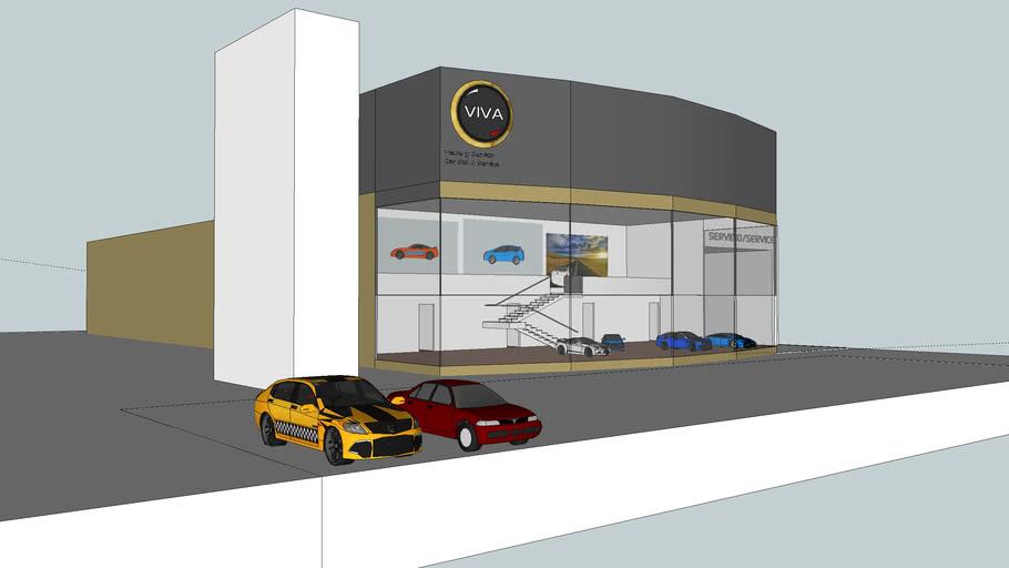 (Work in Progress) First VIVA Dealership