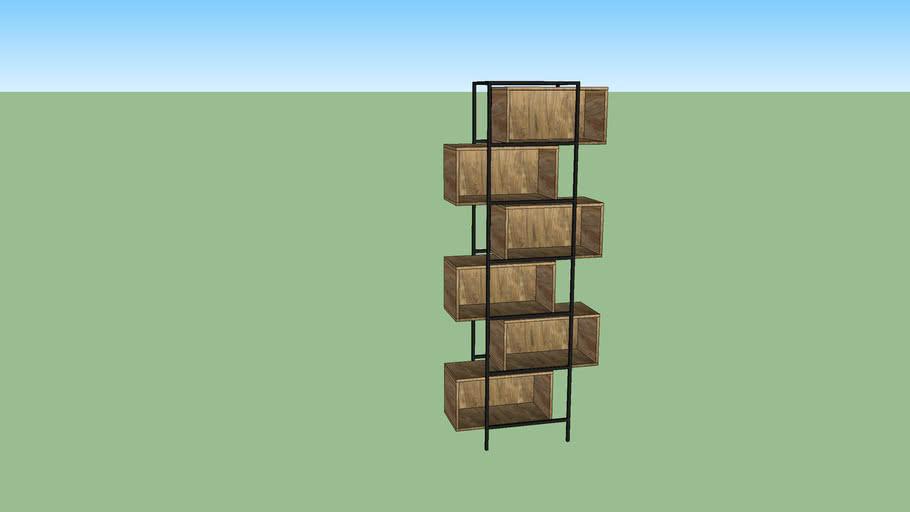 MÖMAX Acacia wood shelve