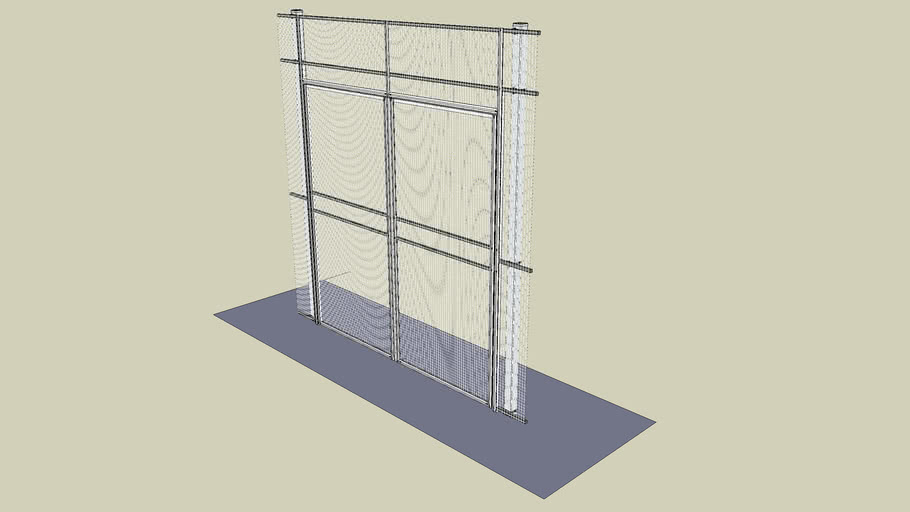 08 Guardian Fence System - Swing Gate