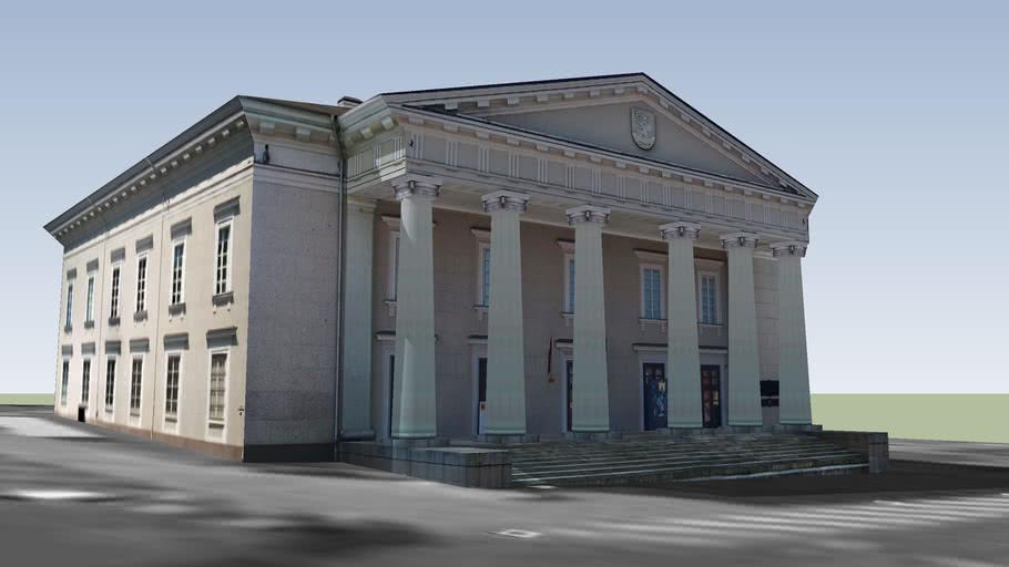 Town hall of Vilnius