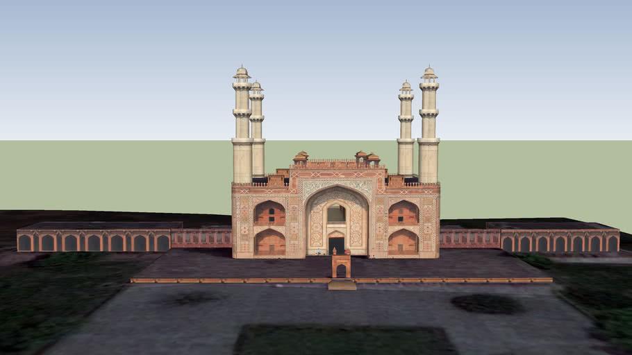 Sikandra Gate 1