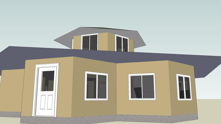 H24 - Hexagonal House