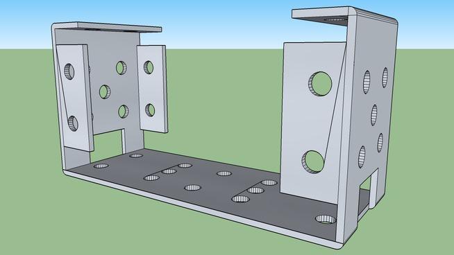 Brique Easy for standard servomotor