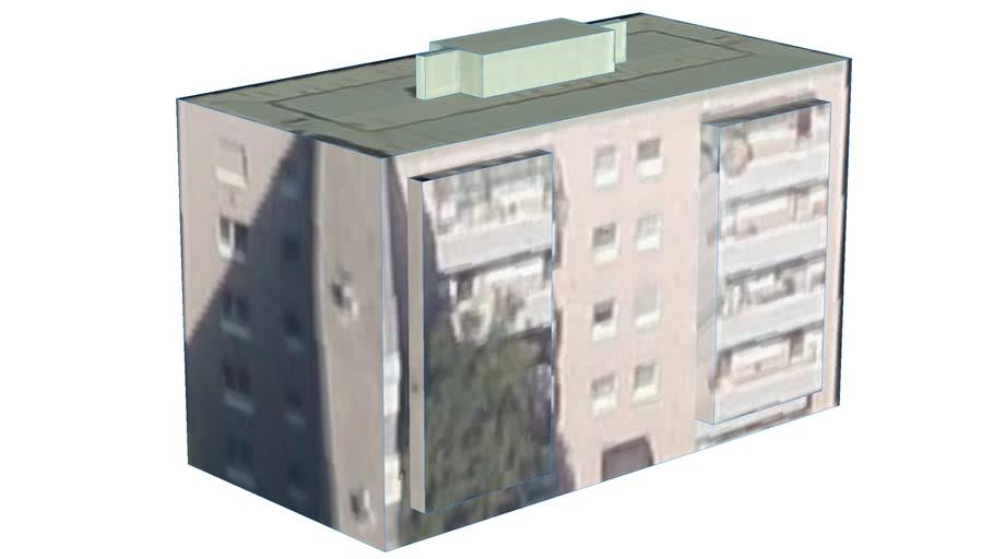 Edificio in Linz, Donau, 4020 Linz, Austria
