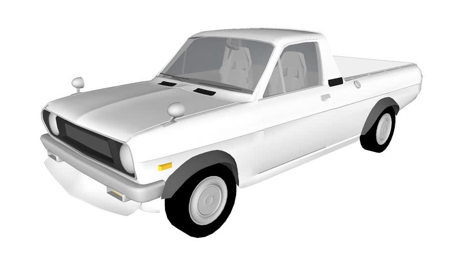 Nissan GB121 Sunny Truck 1971