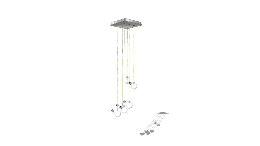 La Paz Ceiling Lamp 6