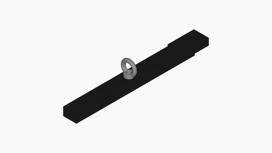 Hi-LED 55 rigging bar 496mm B
