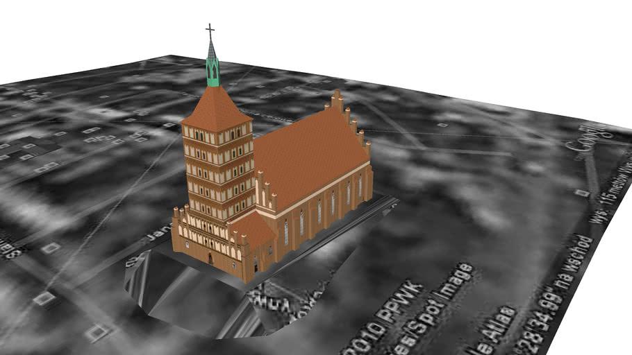 Bazylika konkatedralna Św. Jakuba w Olsztynie
