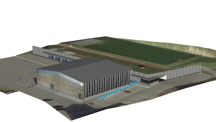 Centre Sportif des Champs de la Joux, Sainte-Croix, Suisse