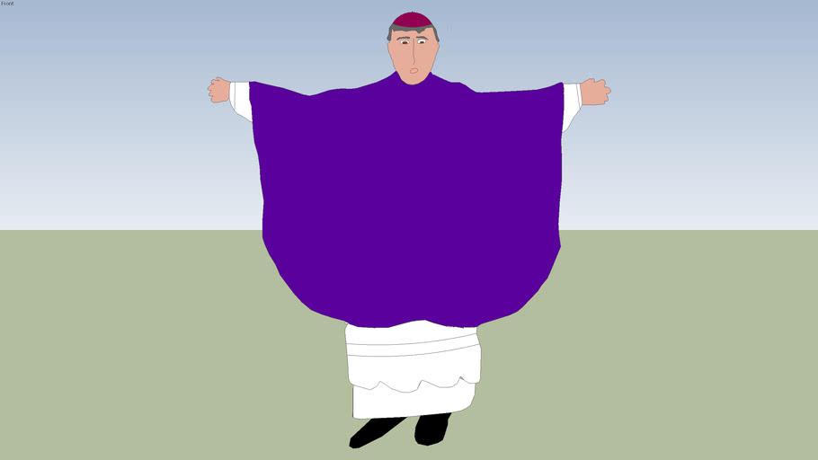man priest obispo