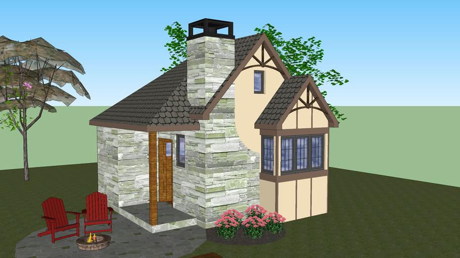 Micro casa model Rossinyol