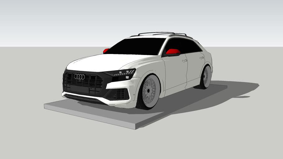 Audi Q8 - Elegant Daily Use
