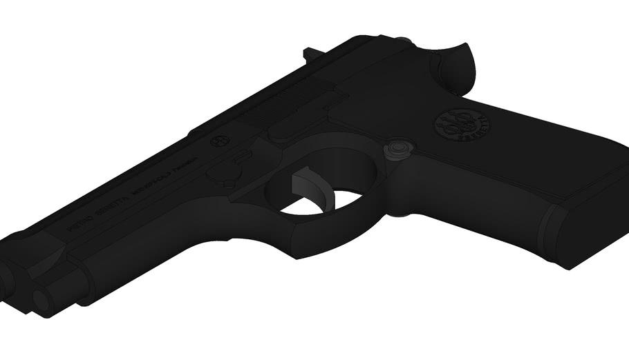 Beretta 92FS (M9)