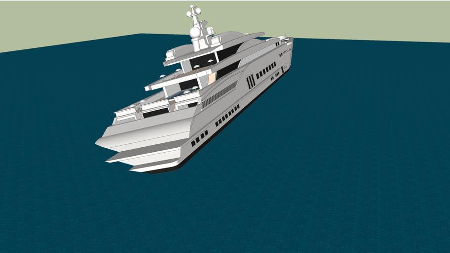 Sinking Yacht Part 2