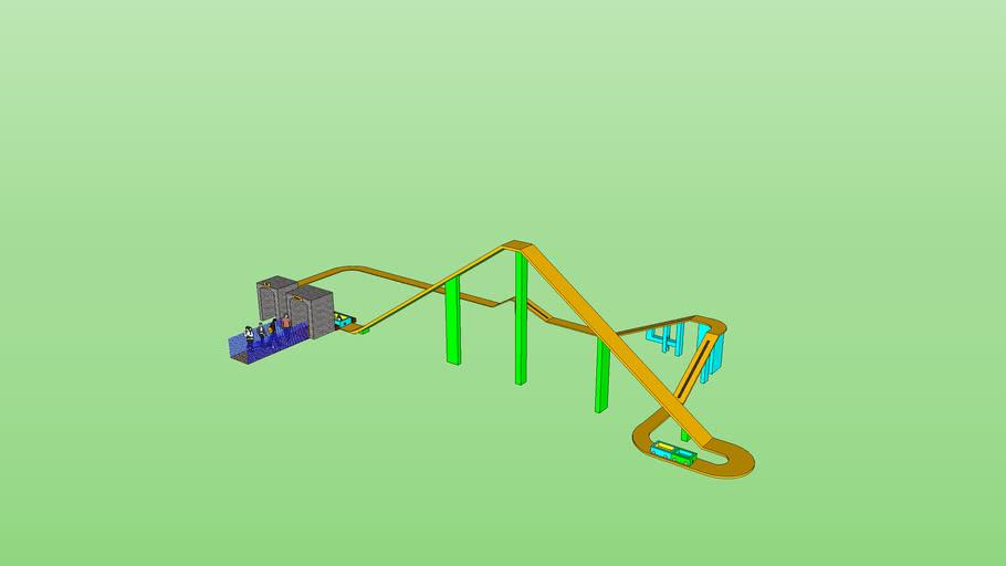 Easy Maker Roller Coaster
