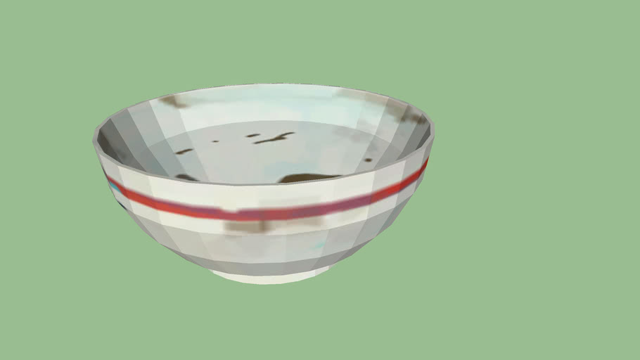 Bowl Water