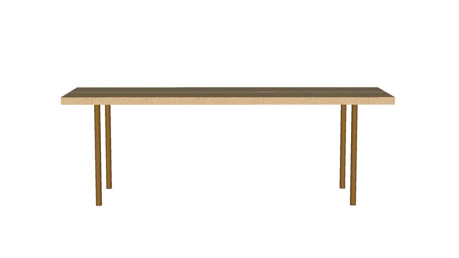 Martin Szekely Cork Desk/Table