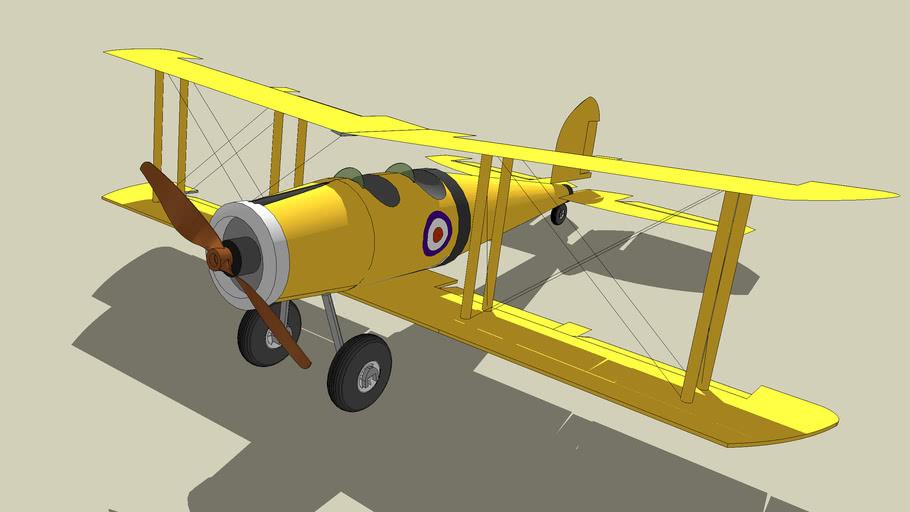 Airplane Sopwith Camel