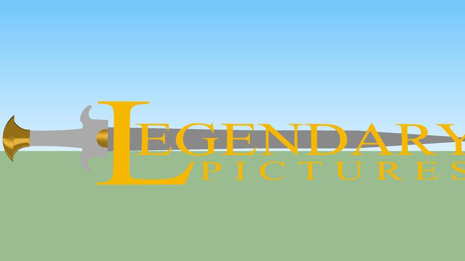 2005 Legendary Pictures Logo