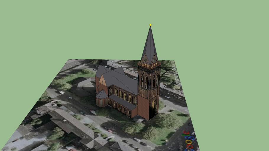 St. Anna Kirche Zentrum , Krefeld