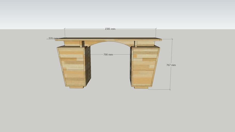 CAD Study Desk Final 2