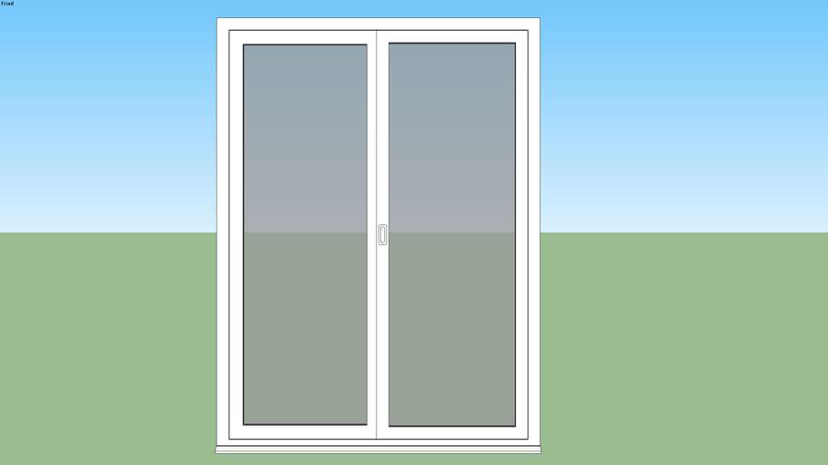 Porte-fennêtre PVC par jeph77