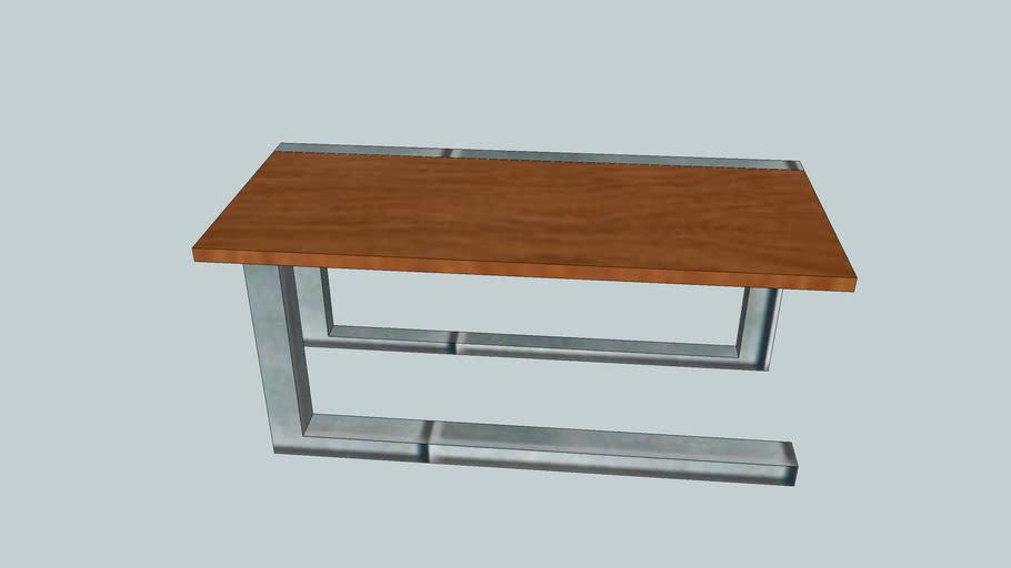 Table Basse Moderne 3d Warehouse
