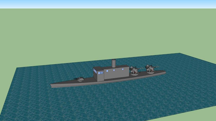 Antiaircraft ship