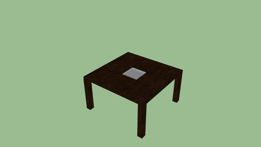 SCAN DESIGN Curio Table