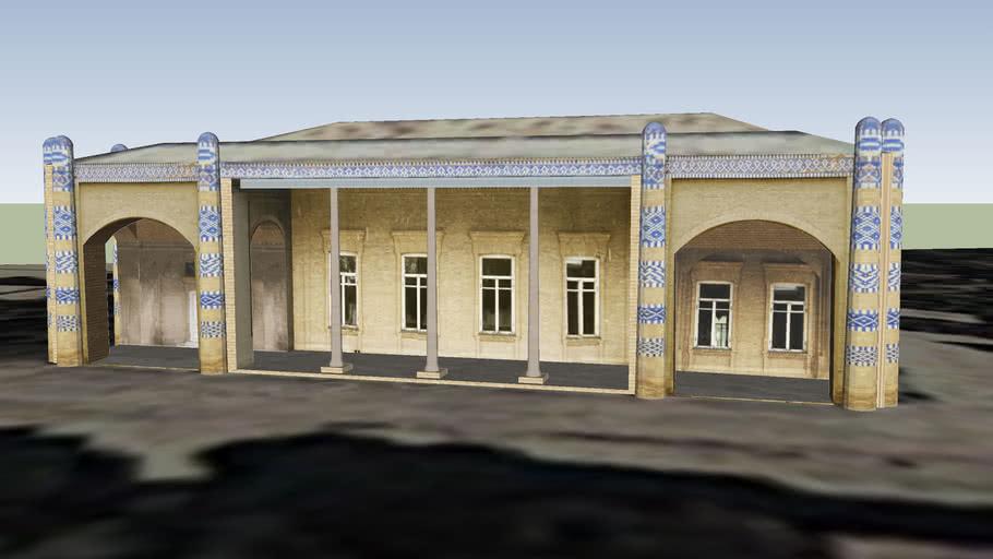 Nurullaboy Palace