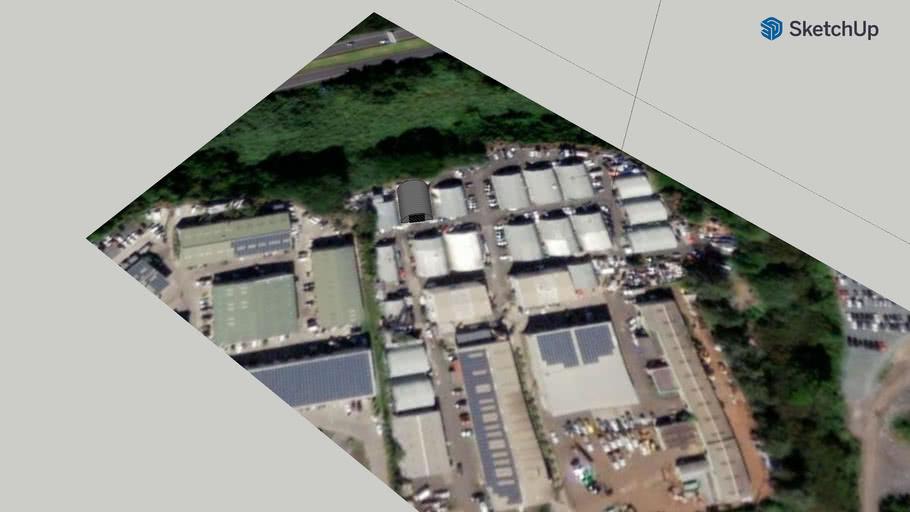 Building 10 (Kapaa Industrial Park)
