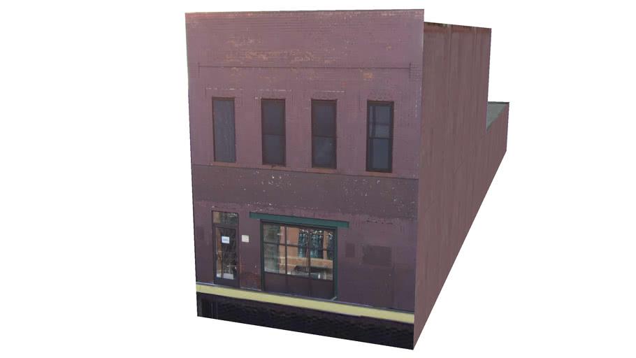 Building on Market Street