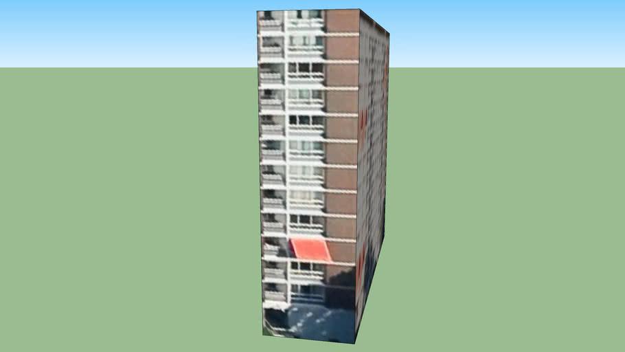 Building in Rotterdam, Netherlands