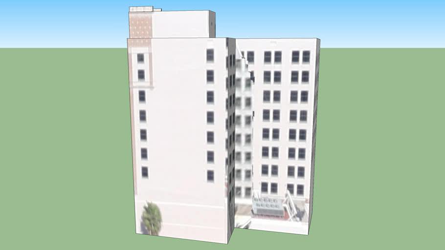 Building in Tampa, FL, USA