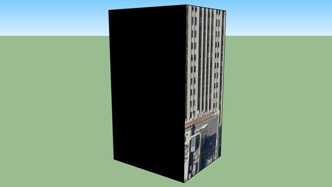 Building in Kansas City, MO, USA
