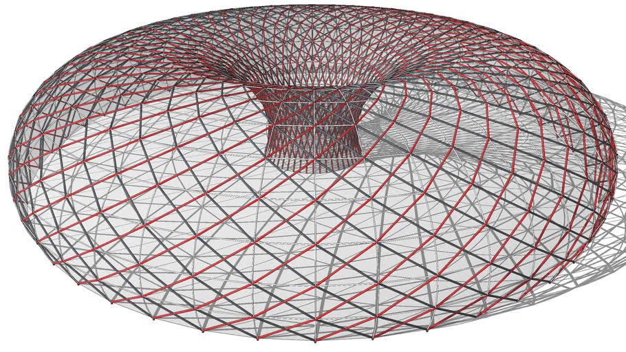 BiMUp 5D - Structure - ETFE Surface 01