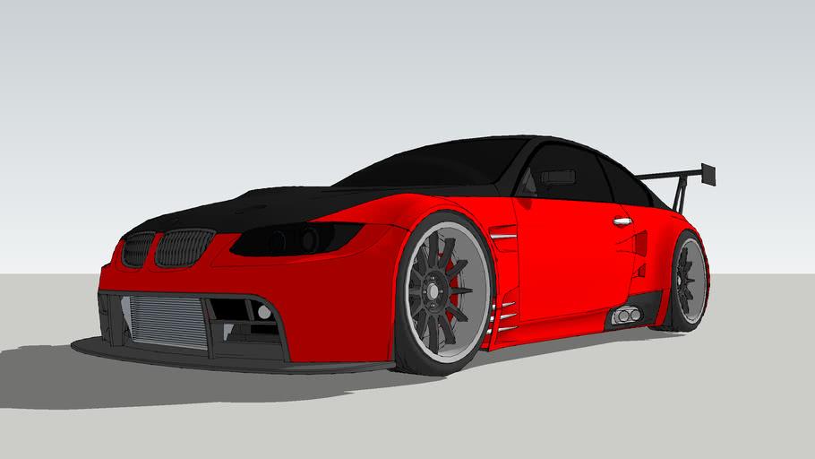 BMW M3 GT2 Street Version